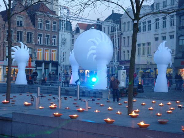 Art Pillar - Event Decoration - 7theaven