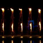 Fountain Flame - Special Effects - 7theaven