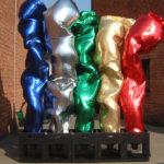 Metallic Artflames - Event Decoration - 7theaven