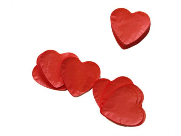 Paper Slowfall Heart Confetti - Confetti - Special Effects - 7theaven