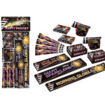 Junior Packet - Fireworks - 7theaven