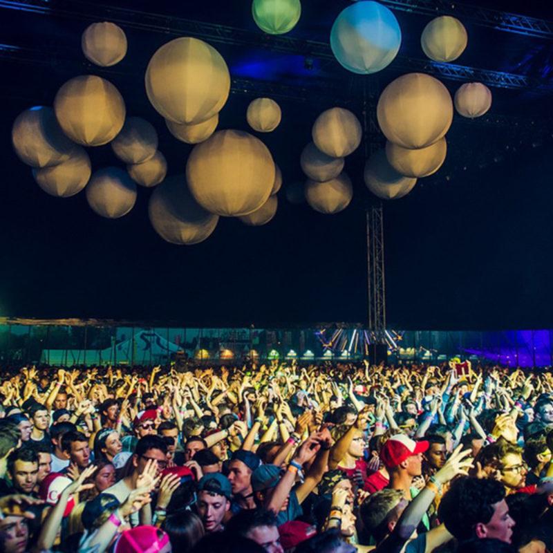Pukkelpop 2014 - Event Decoration - 7theaven