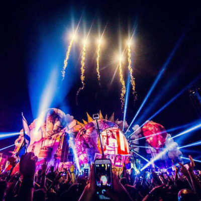Dreamville 2016 - Special Effects - Pyrotechnics - 7theaven