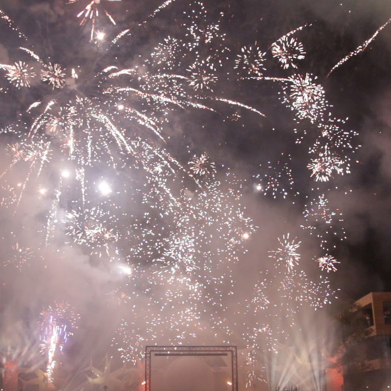 Druivenfeesten 2016 - Special Effects - 7theaven