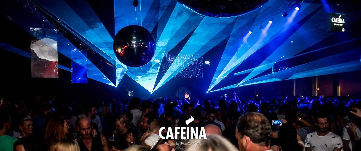 CAFEINA BEACH PARTY